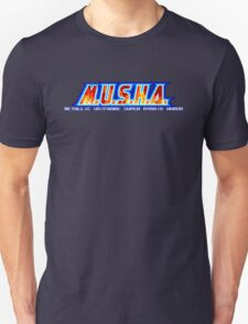 Musha (Genesis) Title Screen Unisex T-Shirt