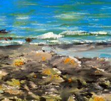 Corrimal Beach near Towradgi Pool Sticker