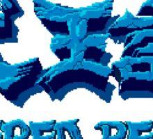 Altered Beast (Genesis) Title Screen Sticker