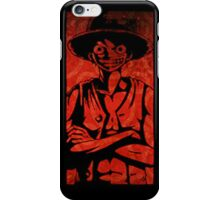 Straw Hat Pirates  iPhone Case/Skin