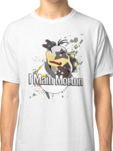 I Main Morton - Super Smash Bros Classic T-Shirt
