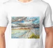 Storm Coming at Austinmer Beach Unisex T-Shirt