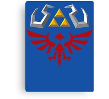 Hylian Shield - Skyward Sword Canvas Print