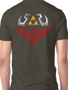 Hylian Shield - Skyward Sword Unisex T-Shirt