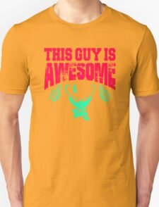 This Guy Is Awesome Anime Hat T-Shirt