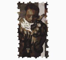 Dorian Tarot Card 1 by suzysherbet