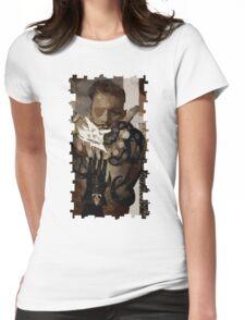 Dorian Tarot Card 1 Womens Fitted T-Shirt