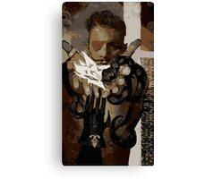 Dorian Tarot Card 1 Canvas Print