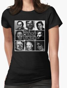 The Crazy Bunch Womens Fitted T-Shirt