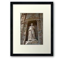 Sophia: The Wisdom of Celcus Framed Print