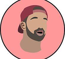Drake #2  by noahchavkin