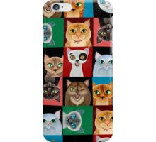 Pussies Galore! iPhone Case/Skin