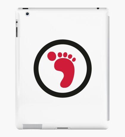 Ecological Footprint iPad Case/Skin