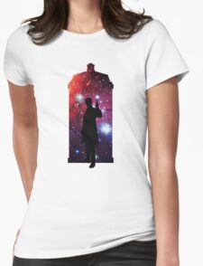 Beyond Time Womens Fitted T-Shirt