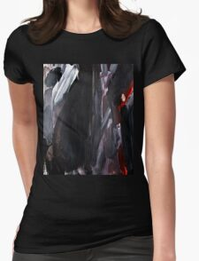 SP No.12 Womens Fitted T-Shirt