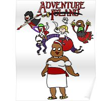Adventure Island Poster