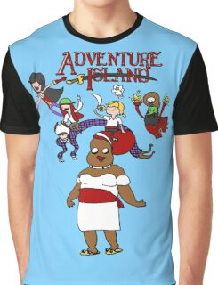 Adventure Island Graphic T-Shirt