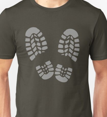 Step by step - tough soldier Unisex T-Shirt