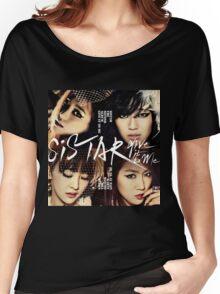 Sistar Korean Girlband by bimak Women's Relaxed Fit T-Shirt