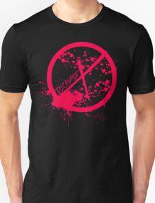DramatiX   Spray Paint Unisex T-Shirt