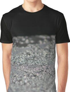 Frost Crystals Graphic T-Shirt