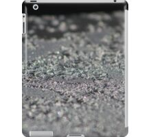 Frost Crystals iPad Case/Skin