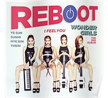 Wonder Girls Reboot by bimak Poster