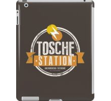 Tosche Station iPad Case/Skin