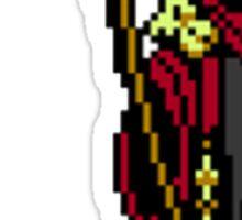 Spectre Knight Pixelart Sticker