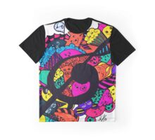 Musical Doodle Graphic T-Shirt