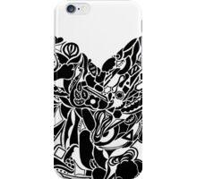 Black Ink iPhone Case/Skin