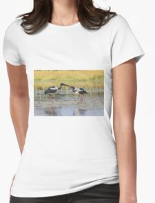 Finders Keepers Womens Fitted T-Shirt