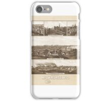 Beck & Pauli, Milwaukee, WI  iPhone Case/Skin