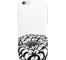 Birth of a flower iPhone Case/Skin