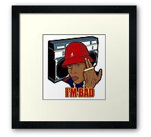 Cool Jay Framed Print