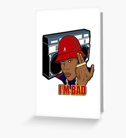 Cool Jay Greeting Card