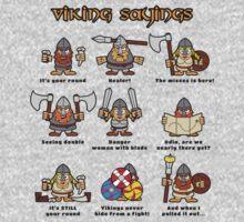 Viking Sayings by Bigmom