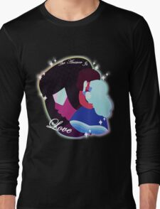 Steven Universe - The Answer Is Love Long Sleeve T-Shirt