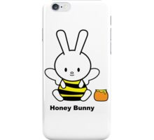 I Love You Collection: Honey Bunny iPhone Case/Skin
