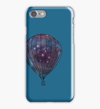 Galaxy Balloon iPhone Case/Skin