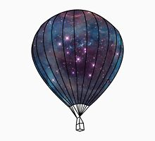 Galaxy Balloon Unisex T-Shirt