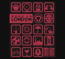 MADE IN LONDON by LONDONLIFE