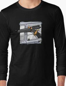 Wheee! Long Sleeve T-Shirt