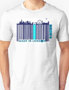 BARCODED IN LONDON T-Shirt