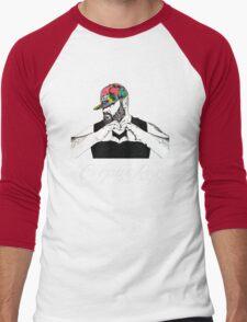 Tough Love Men's Baseball ¾ T-Shirt
