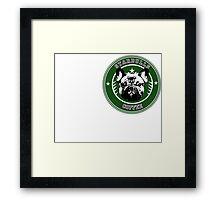 Star Bulls Framed Print