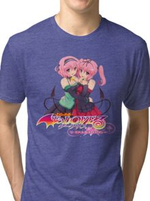 To Love Ru Tri-blend T-Shirt
