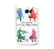 Throne of Glass Watercolour Samsung Galaxy Case/Skin