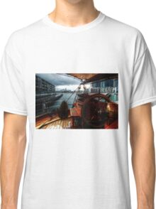 Barque James Craig In Sydney Harbour Classic T-Shirt