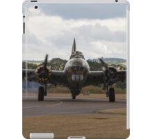 WW2 B-17 Sally B at Duxford iPad Case/Skin